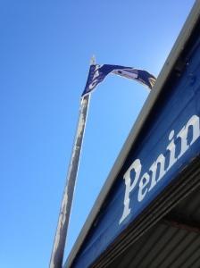 peninsula aquatic club pennant