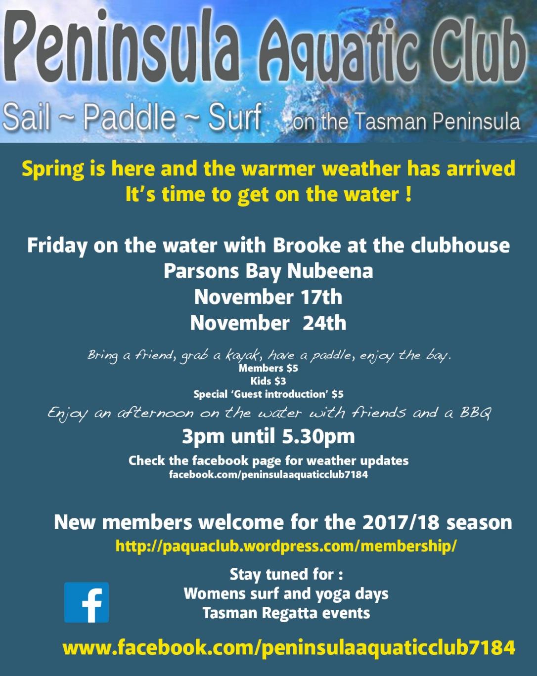 peninsula aquatic club spring sessions